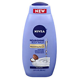 Nivea®  20 oz. Shea Butter Body Wash with Nourishing Serum
