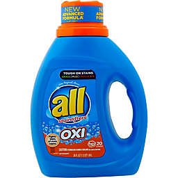 all® Stainlifters Oxi 36 fl. oz. Liquid Laundry Detergent