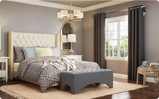 Furniture Styles Transitional Bed Bath Amp Beyond