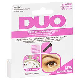 Duo® Quick-Set™ Striplash Adhesive in Dark Tone