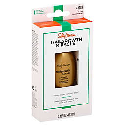 Sally Hansen® Nailgrowth Miracle® 0.45 fl. oz. Clear Growth Treatment