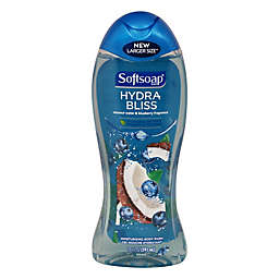 Softsoap® 20 fl. oz. Hydrabliss Moisturizing Body Wash in Coconut and Blueberry