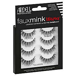 Ardell® 4-Pack Faux Mink Wispies Lashes