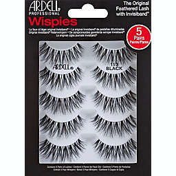 Ardell® 5-Pack Wispies Lashes in Black 113