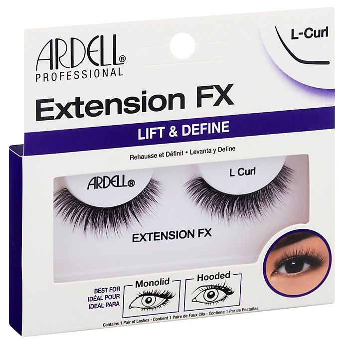 Alternate image 1 for Ardell® Extension FX L-Curl Lift & Define Lash (Pair)
