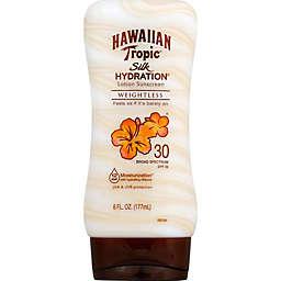 Hawaiian Tropic® Silk Hydration® 6 oz. Weightless Sunscreen Lotion SPF 30