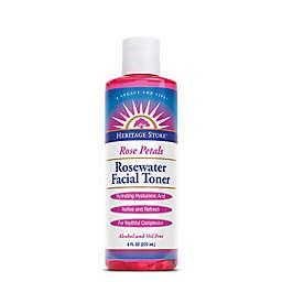 Heritage Store™ 8 oz. Rose Petals Rosewater Facial Toner