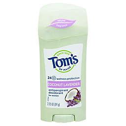 Tom's of Maine® 2.7 oz. Men's Natural Anti-Perspirant Deodorant in Cedar Peak