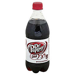 Dr Pepper® 20 fl. oz. Diet Dr Pepper