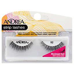 Andrea® Maximum Curl Strip Lashes in #92