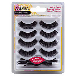 Andrea® 5-of-a-Kind™ Lashes Value Pack with Applicator in 33