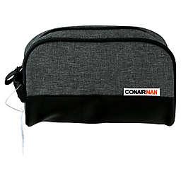 Conair® Man Respect The Ritual Framed Toiletry Kit in Grey