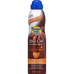 Banana Boat® Clear Ultramist® 6 fl. oz. Dry Oil Sunscreen Spray with Argan Oil SPF 8