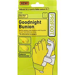ProFoot® 1 Pair Goodnight Bunion™