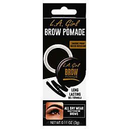 L.A. Girl® 0.11 oz. Gel Brow Pomade in Soft Black