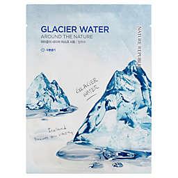 Nature Republic Around The Nature Glacier Water Sheet Mask