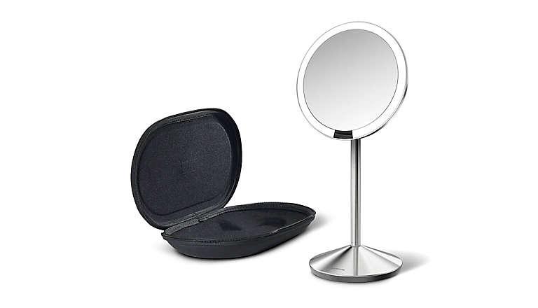 Simplehuman 174 10x Mini Sensor Travel Mirror Bed Bath Amp Beyond