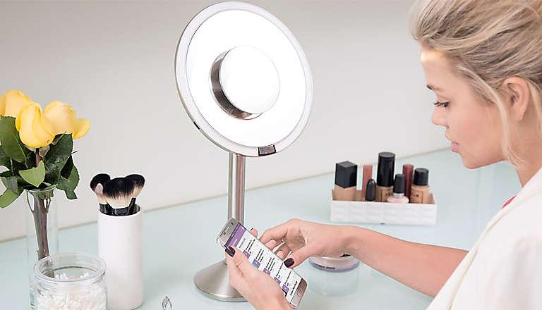 Simplehuman 174 8 Inch Sensor Mirror Pro Bed Bath Amp Beyond
