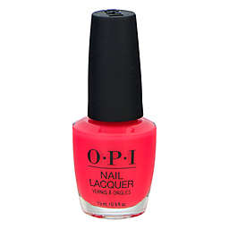 OPI Nail Lacquer in She's a Bad Muffuletta