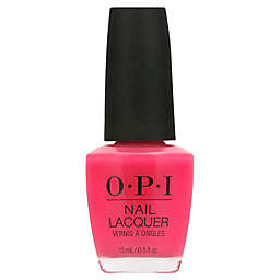 OPI Nail Lacquer in Strawberry Margarita
