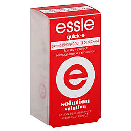 essie Quick-E Solution Drying Nail Drops