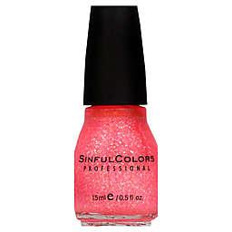Sinful Colors® Professional 0.5 fl. oz. Nail Polish in Pinky Glitter 830