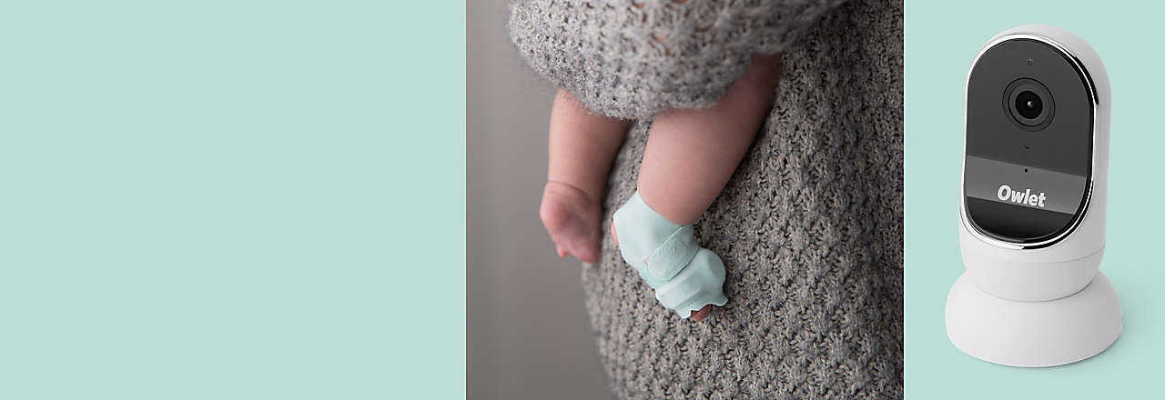 Peace Of Mind (At A Price You'll Love!) - Owlet Smart Sock