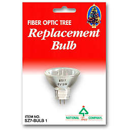 National Tree Company 6 volt/5 watt Fiber Optic Replacement Bulb