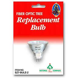 National Tree Company Fiber Optics 10-Watt Replacement Bulb