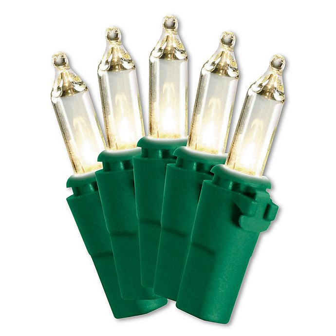 Alternate image 1 for National Tree Company 25-Pack Replacement Bulbs in Clear