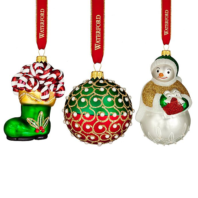 Waterford® 2016 Holiday Heirlooms Nostalgic Christmas ...