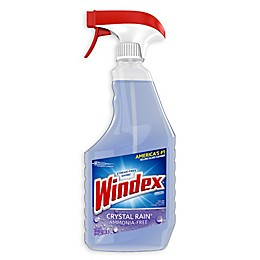 Windex® Crystal Rain 23 oz. Trigger Glass Cleaner