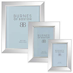 Burnes of Boston Basic Picture Frame in Silver