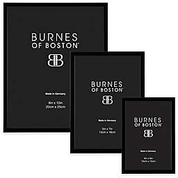 Burnes of Boston Metal Picture Frame in Black