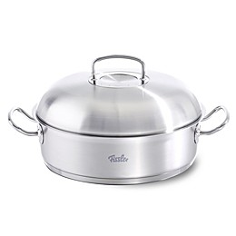Fissler Original Profi Stainless Steel 12-Inch Roaster w/Domed Lid