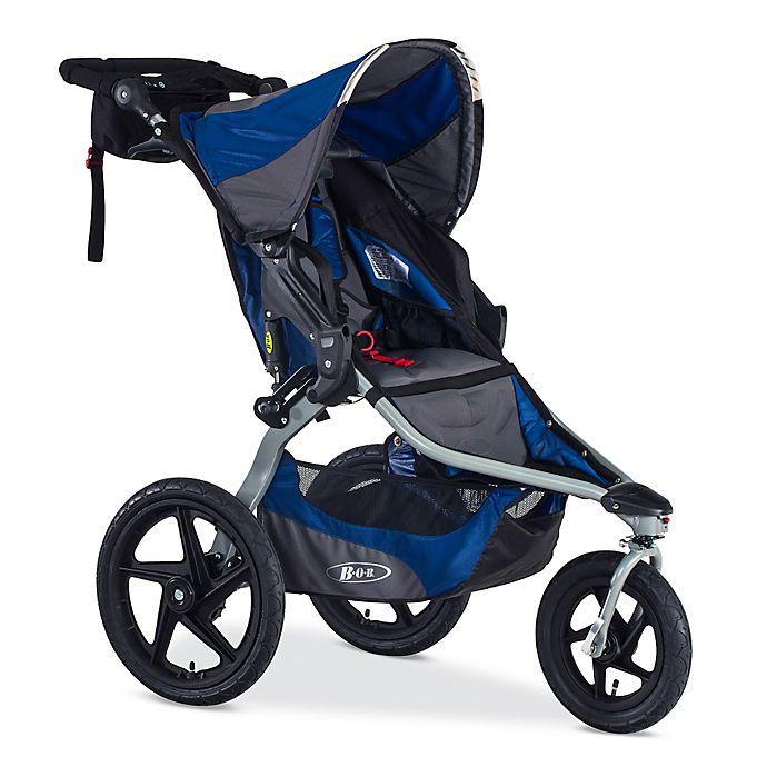 Alternate image 1 for BOB® Stroller Strides® Fitness Stroller in Blue