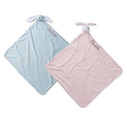 Knit Bunny Blanket