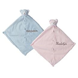 Knit Bear Blanket
