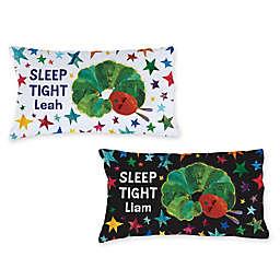 Very Hungry Caterpillar Sleep Tight Pillowcase in White