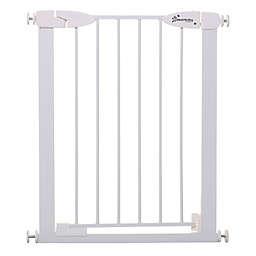 Dreambaby® Boston Metal Tension Mount Slimline Security Gate in White