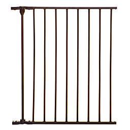 Dreambaby® Adapta Gate Extension Panel Brown