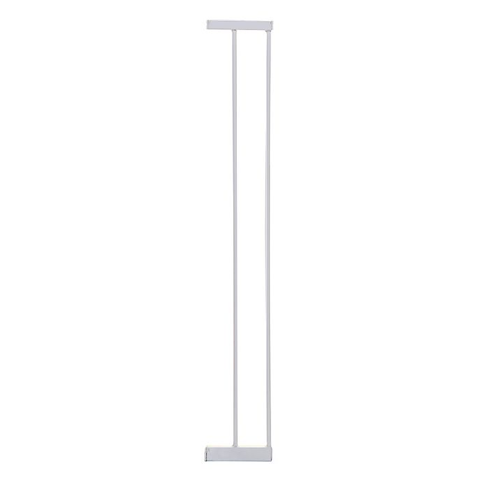 Alternate image 1 for Dreambaby® Boston 5.5-Inch Safety Gate Extension in White