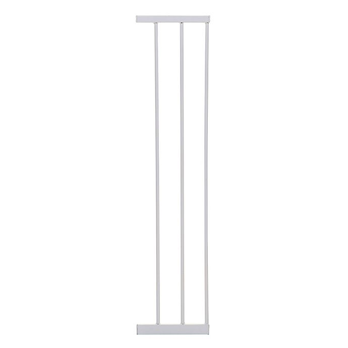 Alternate image 1 for Dreambaby® Boston 8.25-Inch Safety Gate Extension in White