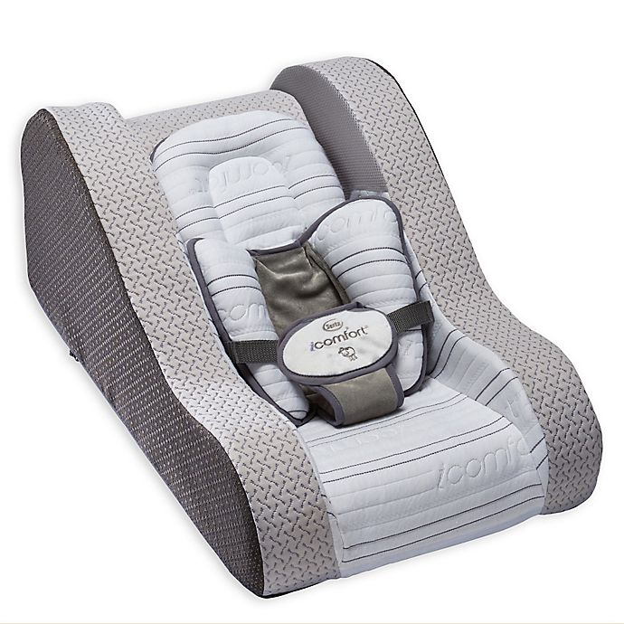 Baby S Journey Serta Icomfort Premium Infant Napper Bed