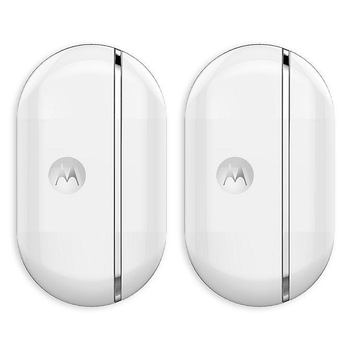 Alternate image 1 for Motorola® Smart Nursery 2-Pack Alert Sensor