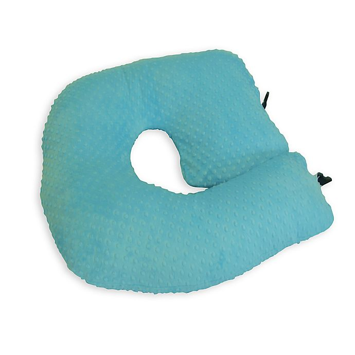 Alternate image 1 for One Z™ Nursing Pillow Slipcover in Teal