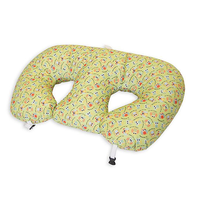 Alternate image 1 for Twin Z® Owl Print Twin Nursing Pillow