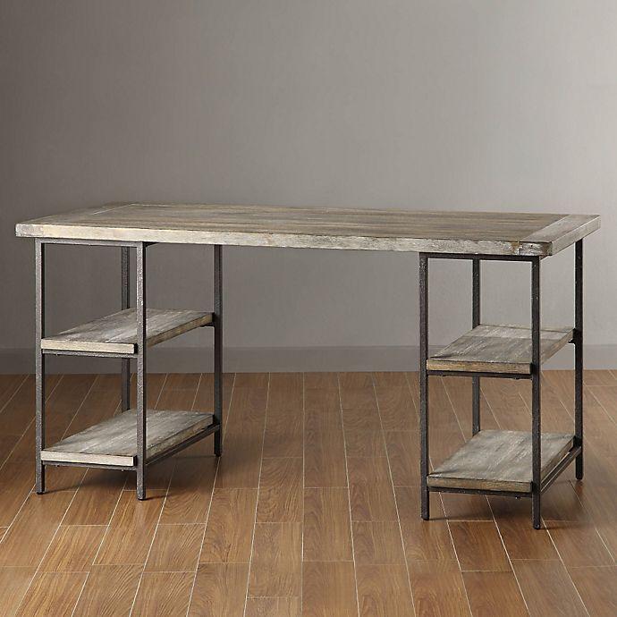 Alternate image 1 for Madison Park Hunts Desk in Grey