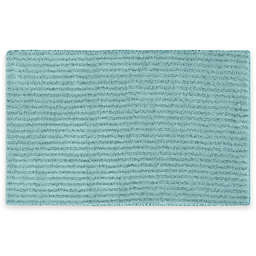Sheridan Soft 24'' x 40'' Bath Rug in Seafoam