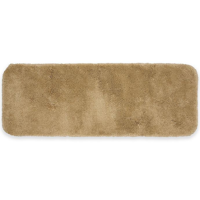 Alternate image 1 for Finest Luxury 22-Inch x 60-Inch Bath Rug in Taupe
